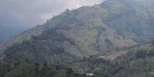 Cajamarca Panorámica