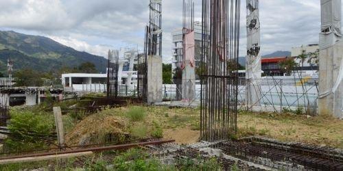 HD-Unidad Deportiva de la calle 42 destruida 17 de julio