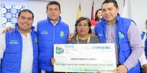 Proyecto Integral Cuenca Combeima-PICC-, conservación