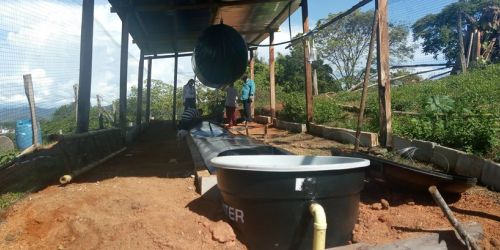 Sistemas de Biodigestores de Flujo de Continuo-Mariquita 24 de mayo