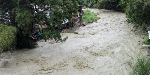 Rio Combeima - Creciente
