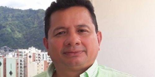 Alcalde de Planadas, José Funnor Dussan-bien- 26 de junio