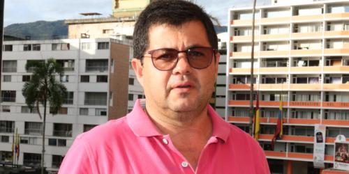 Juan Pablo Rodríguez, precandidato Gobernación