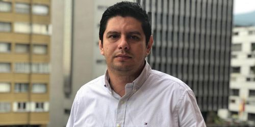 Julián David Muñoz, gerente Clinaltec