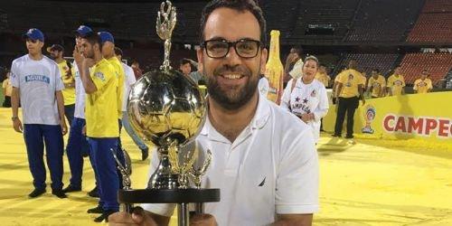 Germán Kairuz, nuevo gerente general del Deportes Tolima