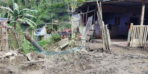 Emergencia en Llanitos Cañón del Combeima-5 de junio