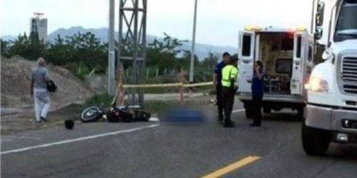 Muerto accidente Girardot - Espinal