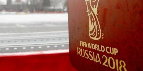 Logo Mundial de Rusia HD