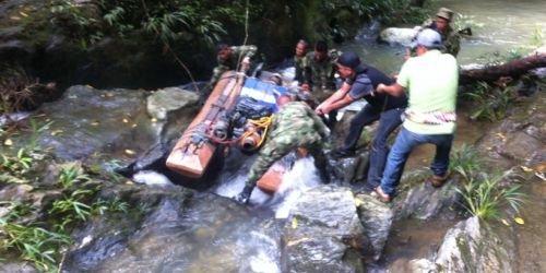 Armero-Guayabal minería ilegal