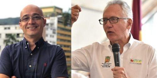 HD-Guillermo Alfonso Jaramillo y Jorge Bolívar