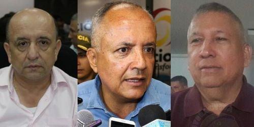 HD- Óscar Barreto, Luis Fernando Lombo y Carlos Reyes