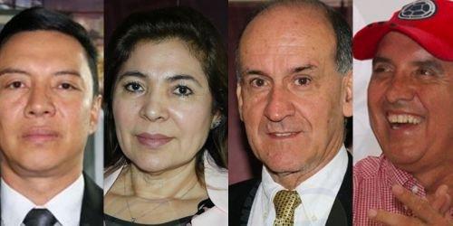 HD- Diputados Liberales y ex senador Mauricio Jaramillo -24 de enero