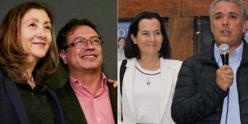 Clara Rojas e Ingrid Betancourt- 12 de junio