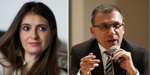 HD- Paloma Valencia y Roy Barreras