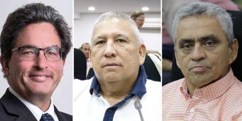 HD- Alberto Carrasquilla, Jairo Forero y Luis Fernando Lombo