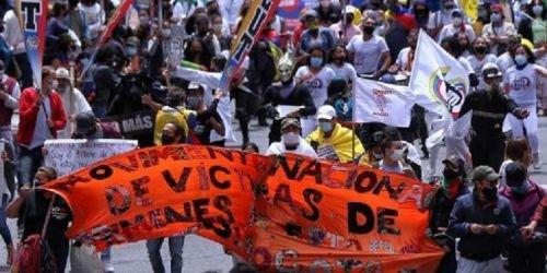 Movilización Bogotá