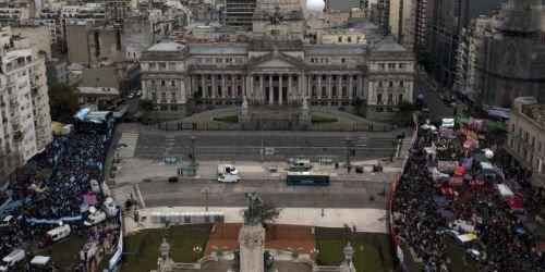 Protestas Argentina