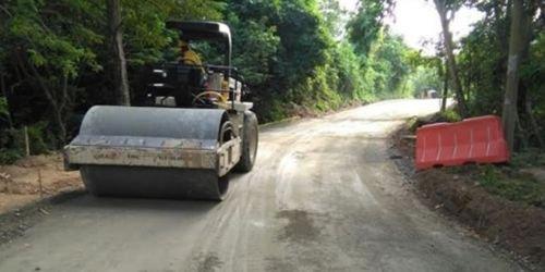 Imagen de pavimentación de referencia-Gobernación del Tolima
