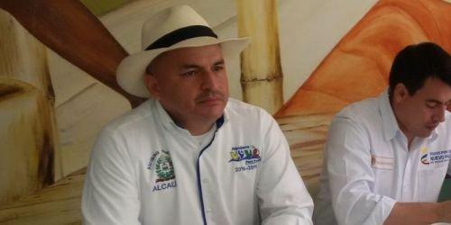 HD- alcalde de Alpujarra, Alexander Díaz Martínez- 10 de enero