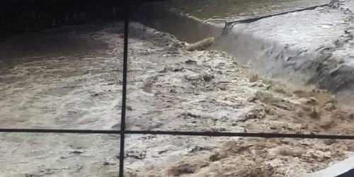 Creciente rio combeima Ibagué