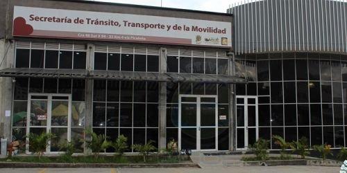Secretaría de Tránsito