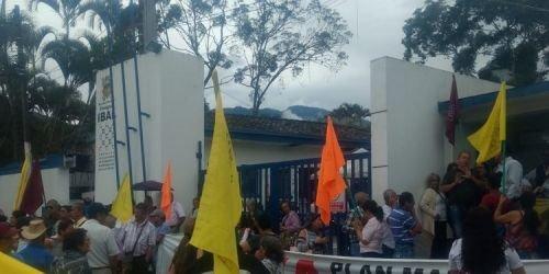 Barrios del Sur, IBAL