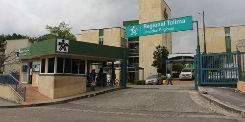 Fachada SENA - Dirección Regional Tolima