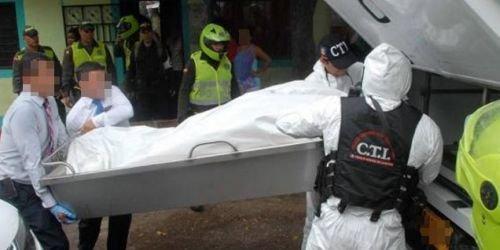 Suicidio menor Puerto Perú