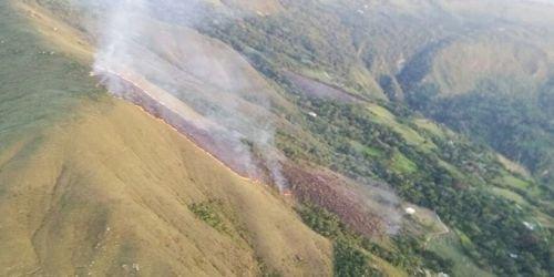 Incendios Tolima marzo 1