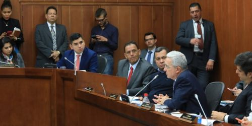Ministro de Vivienda, Jonathan Malagón en Comisión Séptima del Senado
