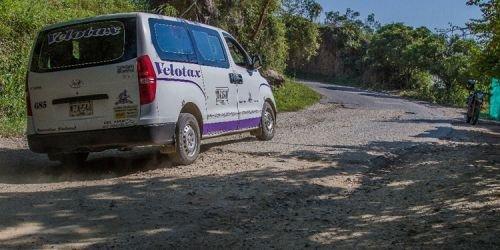 HD- Vía Rovira-Ibagué -18 de enero en mal estado