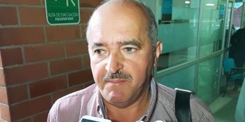 Alcalde de Villahermosa, Germán de Jesús Uribe-Bien-