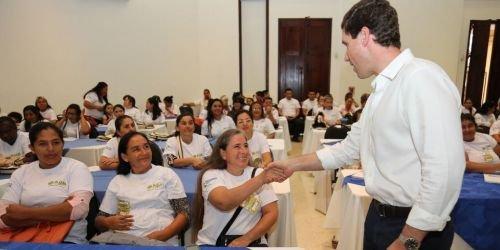 Presidente de la Agencia de Desarrollo Rural, Juan Pablo Díaz Granados