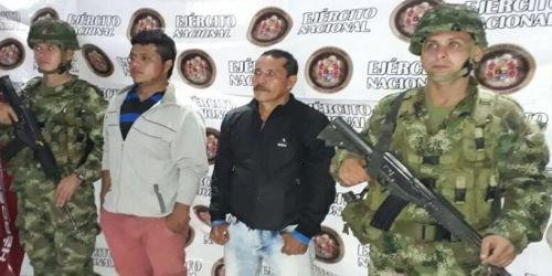 """Minería ilegal en la vereda """"La Lindosa"""" a orillas de la quebrada """"Tuluní"""""""
