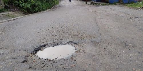 pavimentar la vía Ibagué - Juntas
