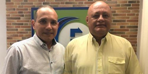 William Rosas y Álvarez Urueña