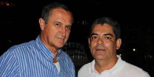 Carlos Sepúlveda y Edward Amaya