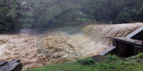 Río Recio en Lérida