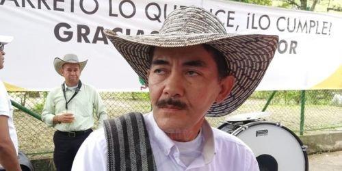 Imagen José de Jesús Torres Muñoz, productor de Panela