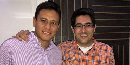 Leandro Vera y Disraelí Labrador