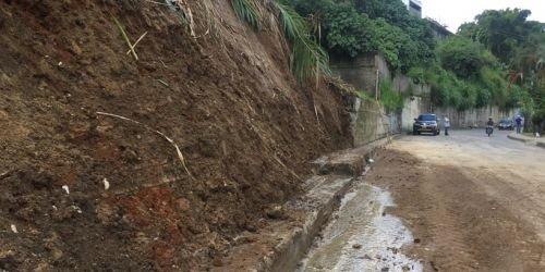 Habilitada la vía al sur de Ibagué