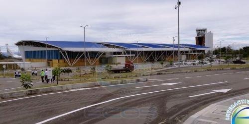 Nuevo aeropuerto Perales HD 18 de junio