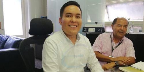 HD Luis Eduardo González, director de Salud Pública Tolima