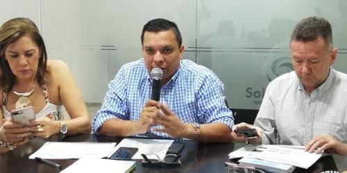 HD--Javier Triana, rueda de prensa-