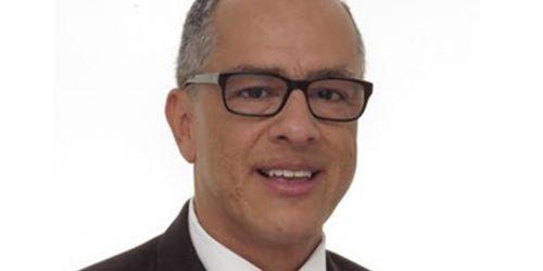 Diego Fernando Hernández Losada, como director del Departamento Administrativo de Ciencia, Tecnología e Innovación
