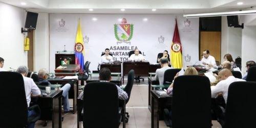 Asamblea del Tolima sesión 12 de agosto HD