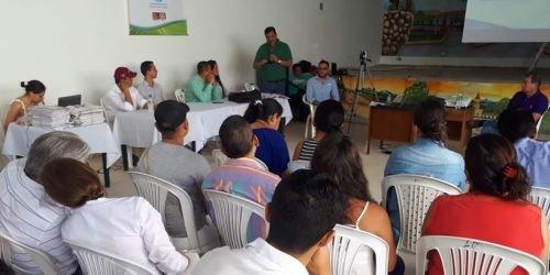 """Agenda informativa del proyecto """"Hidrototare""""-CORTOLIMA"""