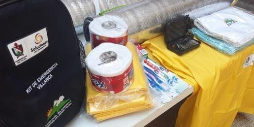 Kits emergencia Villarrica HD