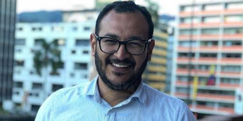 Juan Guillermo Hernández, abogado, politólogo e integrante de la campaña Gustavo Petro en Ibagué