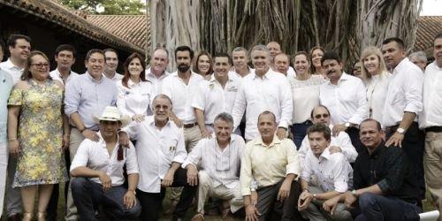 HD- Iván Duque con gobernadores